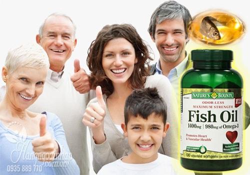 Omega 3 dầu cá loại nào tốt