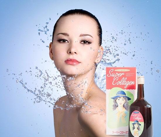 Giới thiệu về nước uống Super Collagen của Nhật