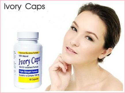 Thuốc uống trắng da ivory caps có tốt không ?