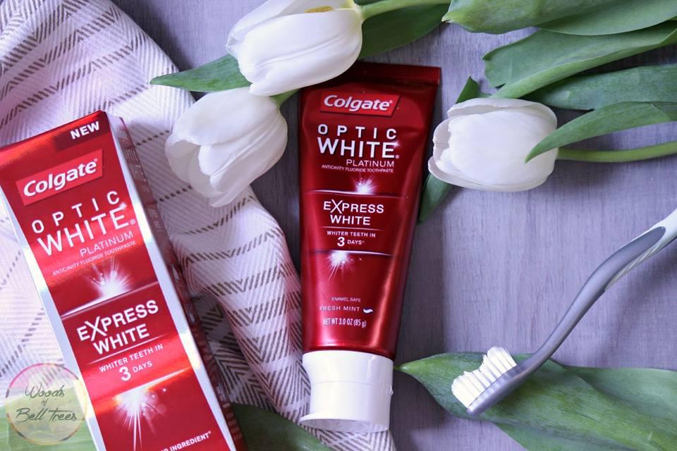 Công dụng của kem đánh răng Colgate Optic White