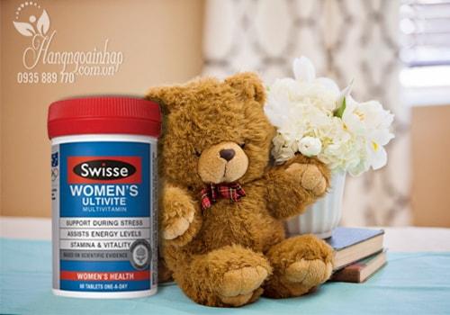 swisse women's ultivite là thuốc gì?