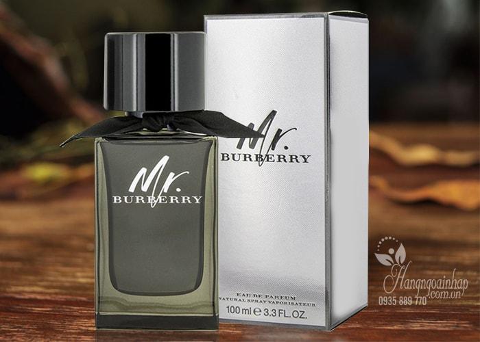Đánh giá nước hoa nam Mr Burberry Eau De Parfum