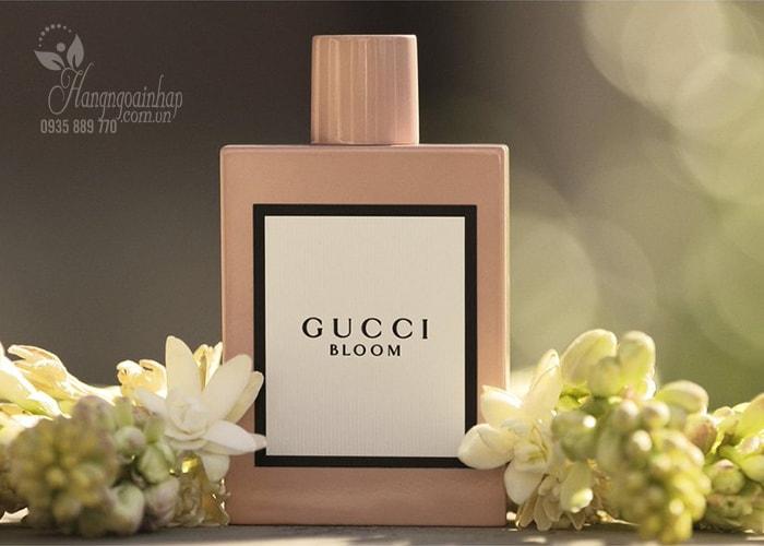 Ngất ngây với mùi hương của nước hoa Gucci Bloom