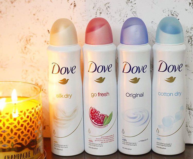 Cách sử dụng lăn khử mùi dove mỹ phát huy hiệu quả nhất