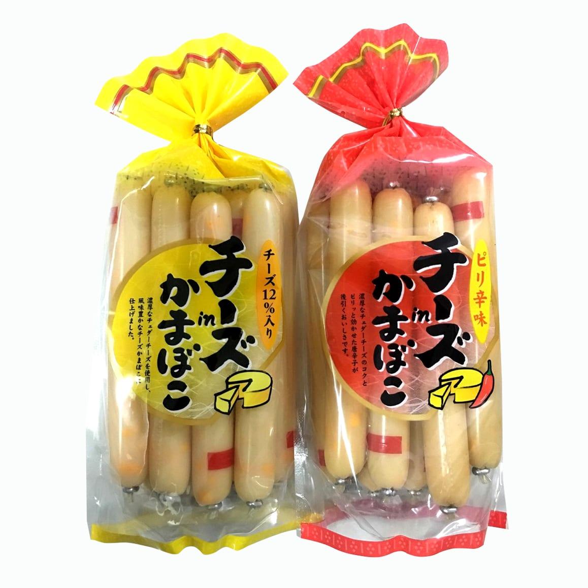 Xúc xích phô mai cá Nhật Bản giá bao nhiêu?