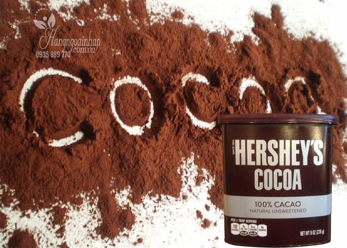 Bột chocolate hershey có tốt không – Lợi ích đối với sức khỏe