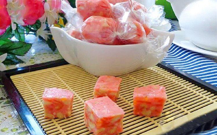 Hướng dẫn cách làm kẹo dẻo đậu phộng ngon tại nhà