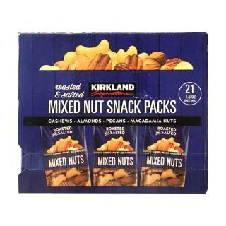Hạt Hỗn Hợp Kirkland Mixed Nuts - Hạt sấy khô nguyên chất