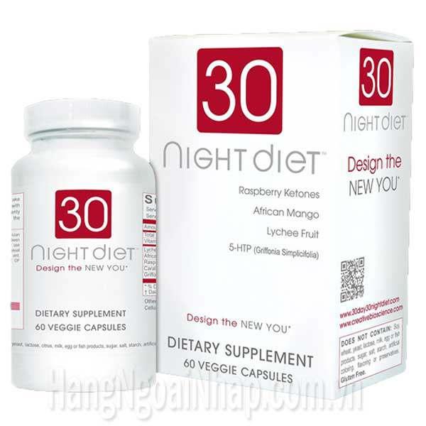 Thuốc giảm cân 30 day diet có hại không – Sử dụng như thế nào hiệu quả nhất