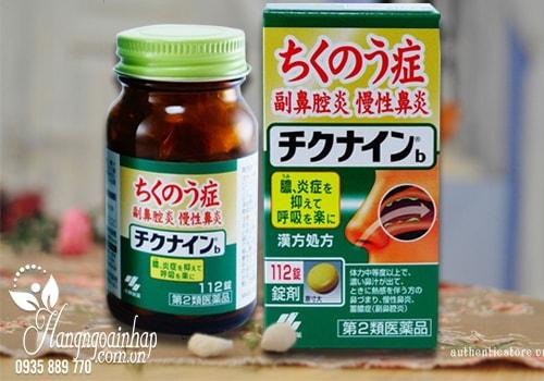 thuốc trị viêm xoang Chikunain