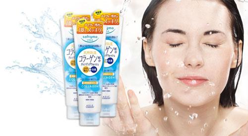 Sữa rửa mặt Kose Softymo Collagen 190g giá bao nhiêu? Mua ở đâu?