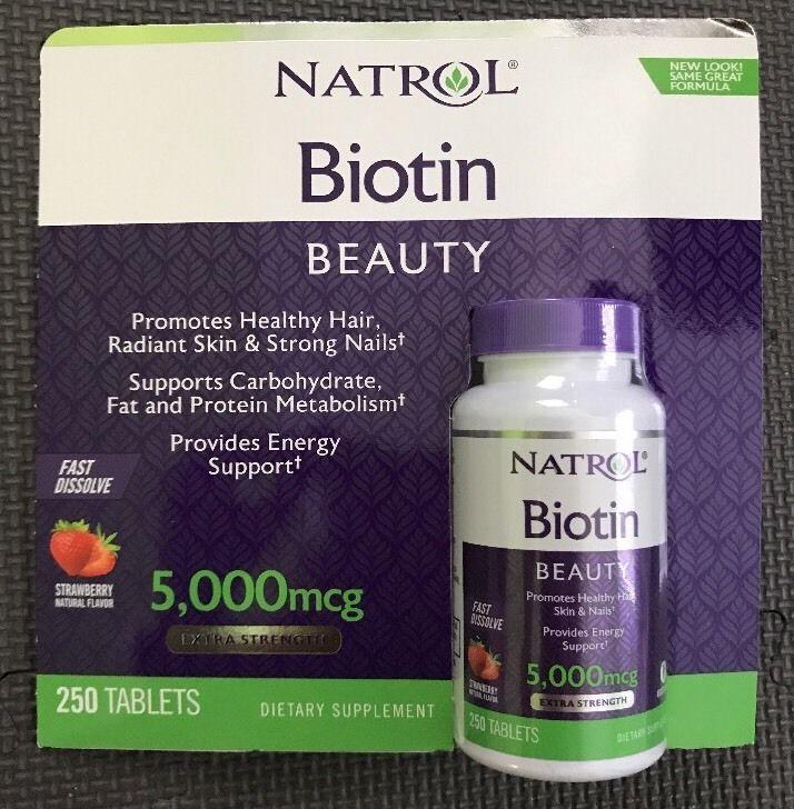 Cách dùng Natrol Biotin Beauty 5000mcg Extra Strength hiệu quả nhất
