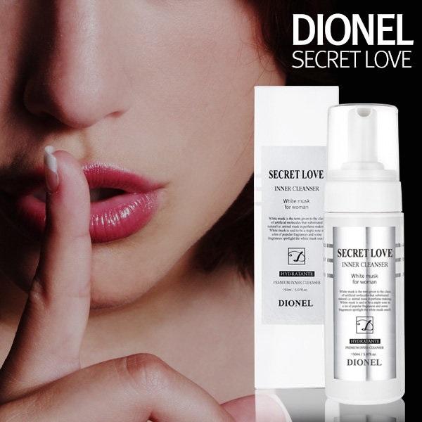 Dung dịch vệ sinh phụ nữ Secret Love của Hàn 1