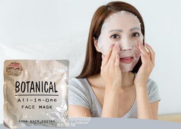 Mặt nạ Botanical all in one 1