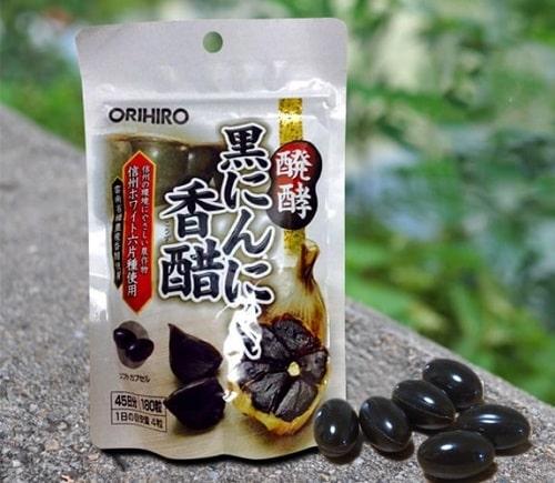 Cách sử dụng tỏi đen Orihiro của Nhật-3