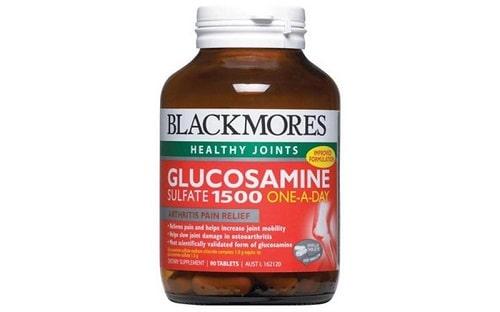 Công dụng của glucosamine và cách dùng Blackmores Glucosamine 1500mg của Úc-2