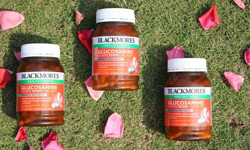 Công dụng của glucosamine và cách dùng Blackmores Glucosamine 1500mg của Úc-3
