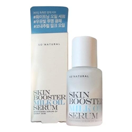 Dưỡng chất Skin Booster Milk Oil giá bao nhiêu-2