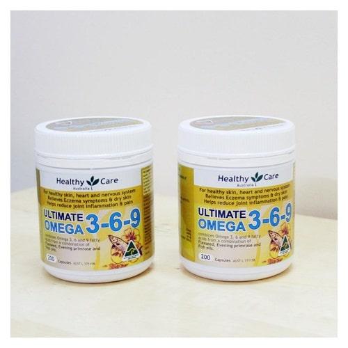 Omega 3 6 9 Healthy Care Ultimate ngày uống mấy viên-2
