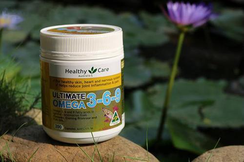 Omega 3 6 9 Healthy Care Ultimate ngày uống mấy viên-3
