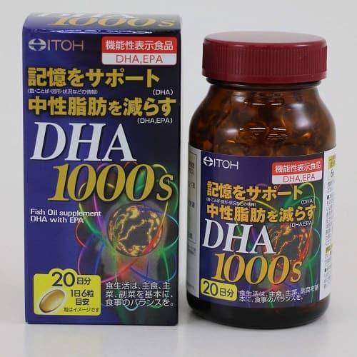 Viên uống bổ não Itoh DHA và EPA giá bao nhiêu-2