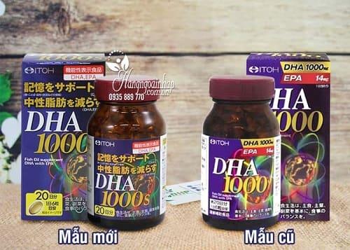 Viên uống bổ não Itoh DHA và EPA giá bao nhiêu-3