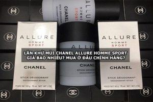 Lăn khử mùi Chanel Allure Homme Sport giá bao nhiêu-1