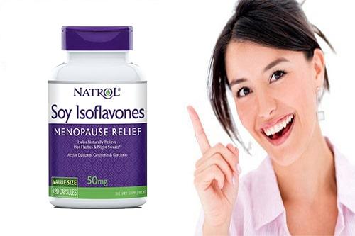 Viên uống Natrol Soy Isoflavones giá bao nhiêu? Mua ở đâu chính hãng?
