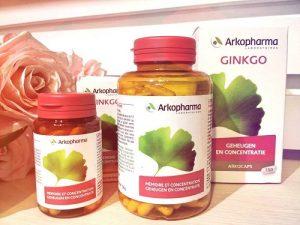 Viên uống bổ não Ginkgo Arkopharma giá bao nhiêu-1