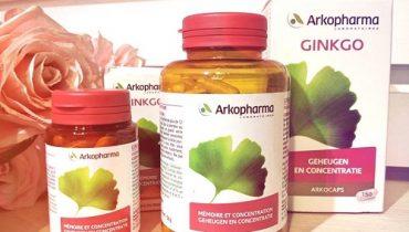 Viên uống bổ não Ginkgo Arkopharma giá bao nhiêu? Mua ở đâu chính hãng?