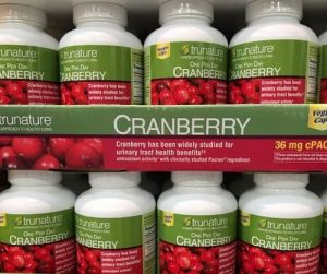 Trunature Cranberry 650mg giá bao nhiêu-1