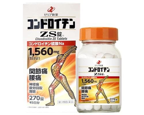 Thuốc bổ khớp ZS Chondroitin giá bao nhiêu-2