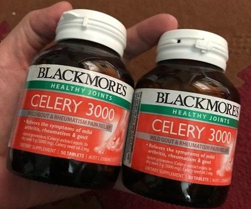 Blackmores Celery 3000mg 50 viên giá bao nhiêu? Mua ở đâu chính hãng?