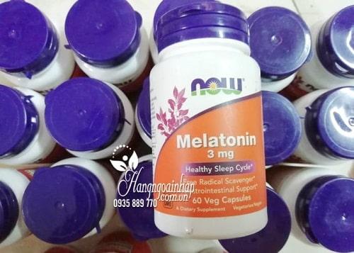 Thuốc Melatonin 3mg Now giá bao nhiêu-3