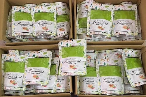 Trà giảm cân Botanical Diet Tea giá bao nhiêu? Mua ở đâu chính hãng?