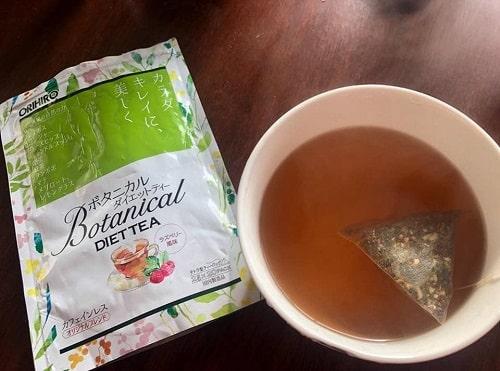 Trà giảm cân Botanical Diet Tea giá bao nhiêu-3