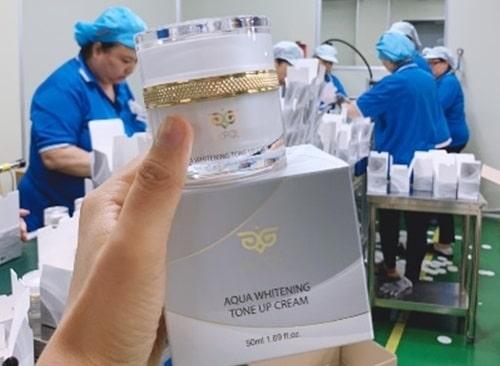 Kem dưỡng trắng BePos Aqua Cream giá bao nhiêu-2