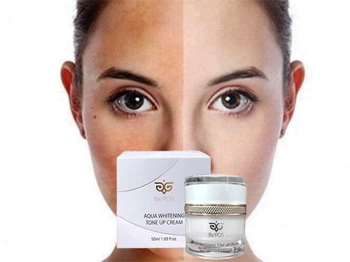 Kem dưỡng trắng BePos Aqua Cream giá bao nhiêu-3