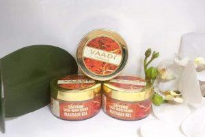 Kem Saffron Skin Whitening Massage Gel giá bao nhiêu-1