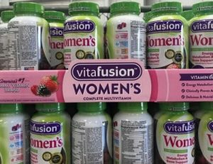 Kẹo dẻo vitamin Vitafusion Womens giá bao nhiêu-1