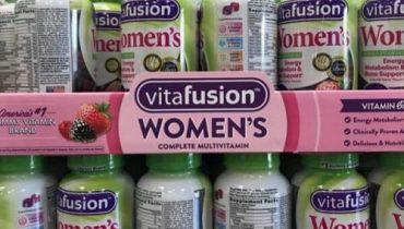 Kẹo dẻo vitamin Vitafusion Womens giá bao nhiêu? Mua ở đâu chính hãng?
