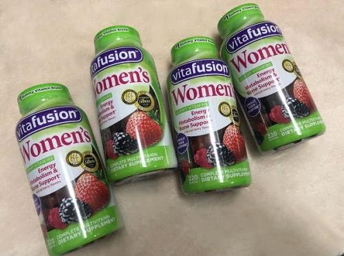Kẹo dẻo vitamin Vitafusion Womens giá bao nhiêu-2