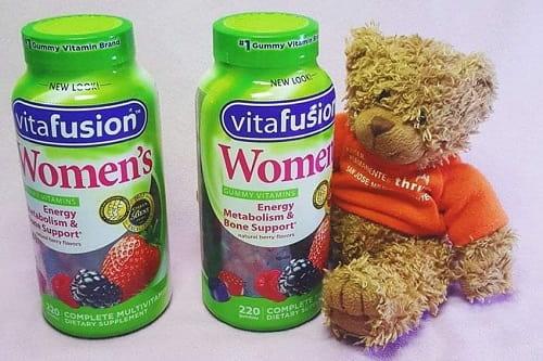 Kẹo dẻo vitamin Vitafusion Womens giá bao nhiêu-3