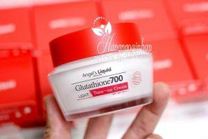 Kem dưỡng Glutathione 700 Light Tone Up Cream giá bao nhiêu-1