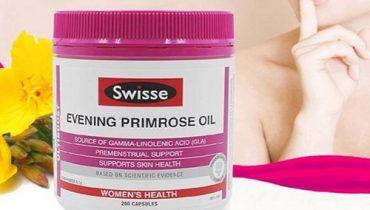 Viên uống tinh dầu hoa anh thảo Swisse có công dụng gì?