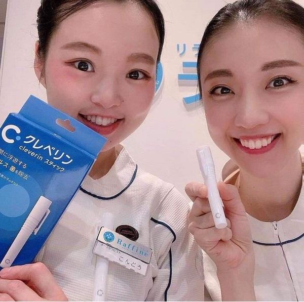 Bút chống virus Cleverin Taiko Nhật Bản, cài áo, túi xách 2