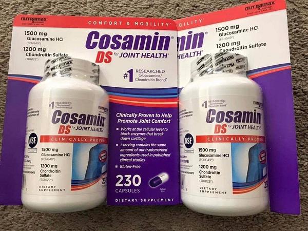 Cosamin DS Joint Health 230 viên - Thuốc bổ khớp cao cấp 2