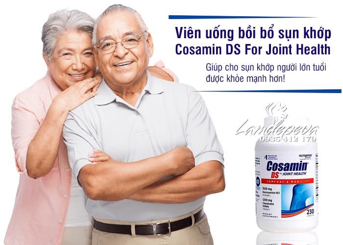 Cosamin DS Joint Health 230 viên - Thuốc bổ khớp cao cấp 1