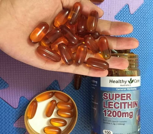 Cách uống viên mầm đậu nành Healthy Care-3