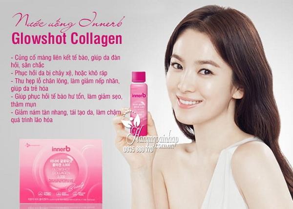 Nước uống Collagen Innerb 3000mg Hàn Quốc, HOT 2020 2